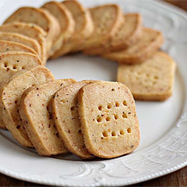 Herb Cracker/cookies Recipe