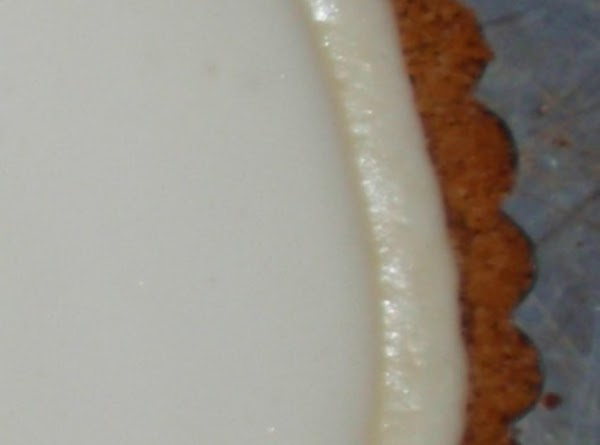While tart is cooling, combine 1 cup sour cream, 1/4 cup sugar and 1...