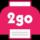 Printer 2 Go icon
