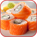 Sushi Rolls Recipes Free icon