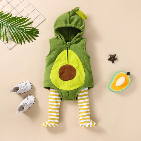 Toddler Avocado Costume