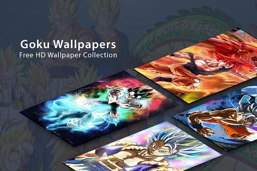 Goku Wallpaper - Ultra Instinct Art 1.0.5 screenshots 1