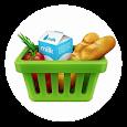 Auzo - Grocery Shopping App icon