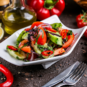 2. Georgian Salad