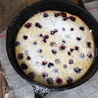 Oven-baked Pancake.