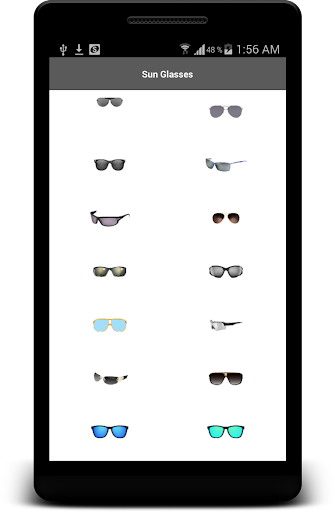 Sunglasses App Photo Editor screenshot 8