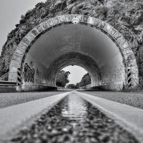 The Tunnel by Eugénio Buchinho - Transportation Other