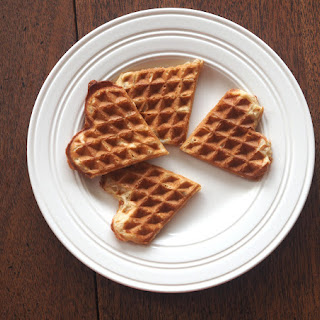 Easy And Healthy Waffles