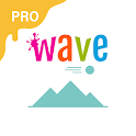 Wave Live Wallpapers PRO icon