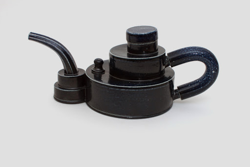 Peter Meanley Ceramic Tea Pot 22