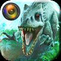 Jurassic Dinosaur World Photo Editor icon