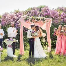 Wedding photographer Oksana Milyun (oksamil). Photo of 02.06.2017