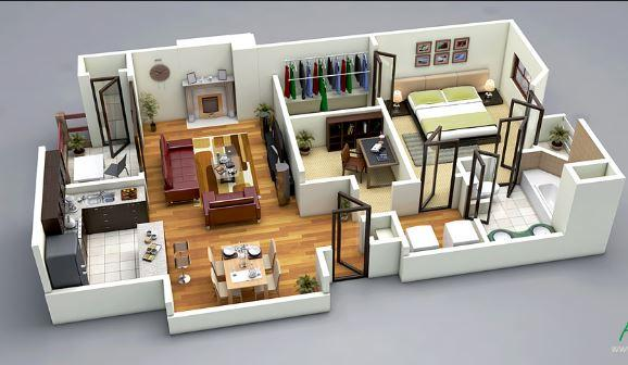 3D Design Home - Android Apps on Google Play