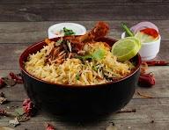 Shahi Chicken & Veg Biryani photo 1