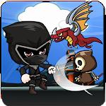 Super Shadow Ninja Go icon