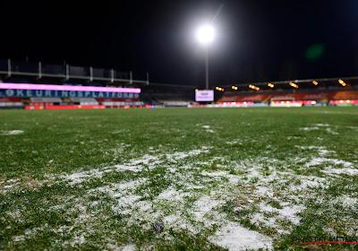"""'Shots fired' voor Oostende-Genk: """"Even professioneel als het veld van zaterdag"""""""