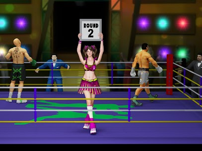 Kickboxing Fighting Games: Punch Boxing Champions 7