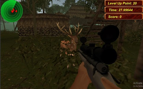ANIMAL HUNTER 2017 3D screenshot 6