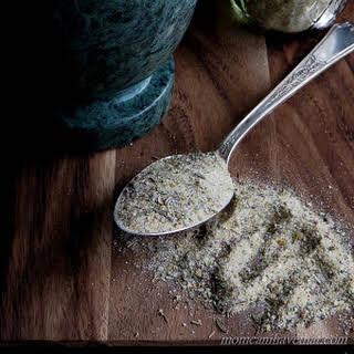 Garlic & Herb Seasoning Blend.
