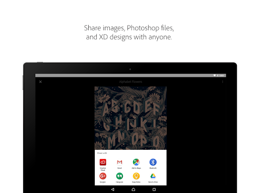 Adobe Creative Cloud 4.8.1 Apk for Android 14
