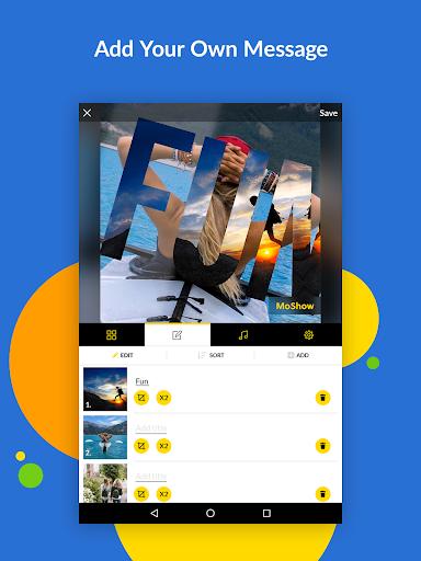 MoShow - Slideshow Maker, Photo & Video Editor 2.5.0.0 screenshots 12