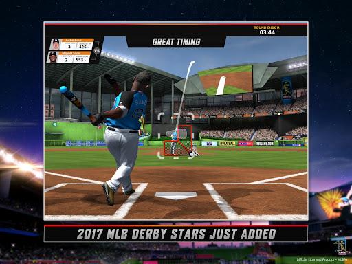 MLB.com Home Run Derby 17 Screenshot