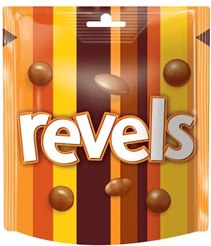 Revels Chocolate Pouch - 101g