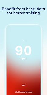 Pulse Monitor. Heartbeat Checker & BPM counter