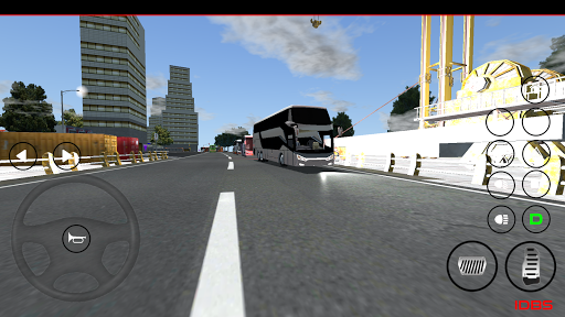 IDBS Bus Simulator  captures d'écran 2