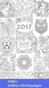 Many Interesting Coloring Pages That Not Only Can Relax Youself But Also Improving Your Skills On Android