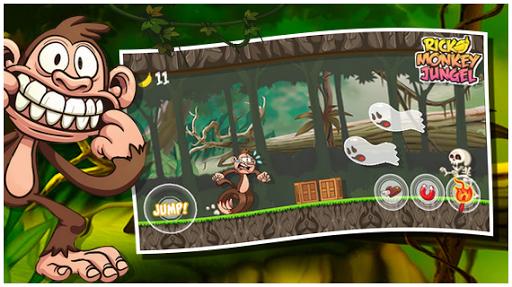 Ricko Monkey Jungle