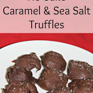 Caramel & Sea Salt Truffles