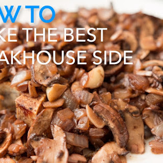 How To Make The Best Steak Side