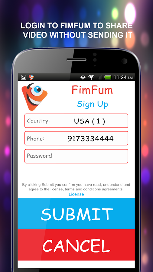 FimFum- screenshot