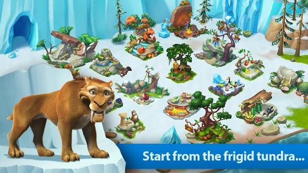 Ice Age World