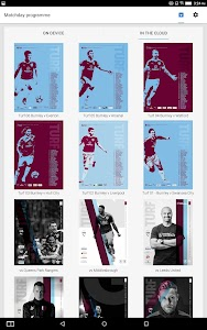Burnley FC Programmes screenshot 7