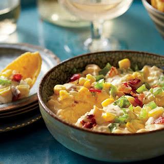 Corn and Jalapeño Dip.