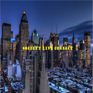 Society Live Connet - náhled
