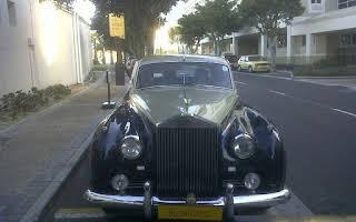 Rolls Royce 1958 Silver Cloud 1 Silver Cloud 1 Rent Western Cape