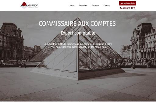 Site internet commissaire aux comptes