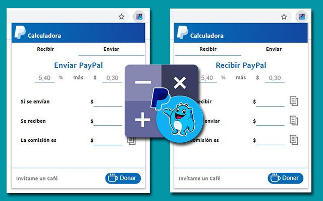 F8task Paypal Calculator