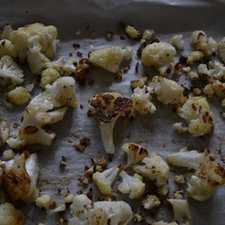 Roasted Cauliflower with Spicy Gremolata.