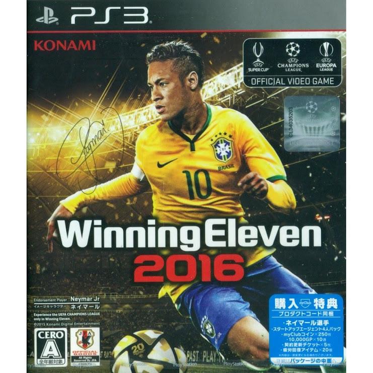 PES 16 bản PS3 bán cực chạy ở khu vực châu Á (Ảnh: Konami)