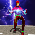 Laser Light Hero Speed Crime Battle