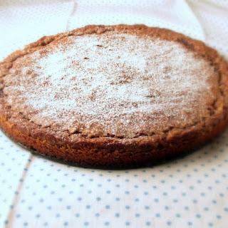 Swedish Brownie- Sticky Cake.