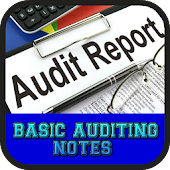 Basic Auditing Notes
