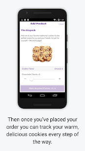 Insomnia Cookies screenshot