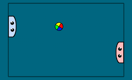 Spaz Pong - náhled