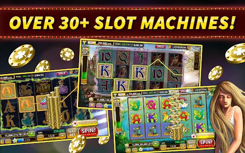 Slot Machines! for PC-Windows 7,8,10 and Mac apk screenshot 5