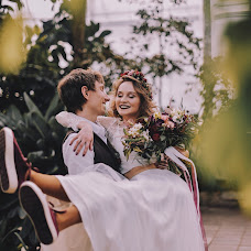 Wedding photographer Olya Telnova (oliwan). Photo of 28.03.2018